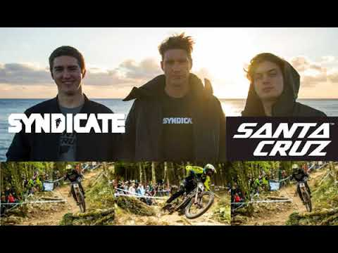The Path Podcast | Greg Minnaar, Luca Shaw & Loris Vergier of the Santa Cruz Syndicate