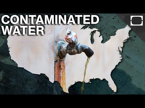 Why Is America's Water Infrastructure Failing?