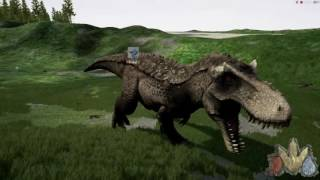 The Isle Hyperendocrin Rex showcase | Daikhlo