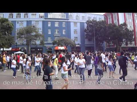 Flashmob AIESEC Julio 2012 - Costa Rica