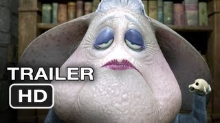 Hotel Transylvania International Trailer #2 (2012) Adam Sandler Animated Movie HD