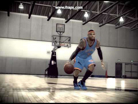 NBA 2K12 MY PLAYER JORDAN SHOES COMMERCIAL