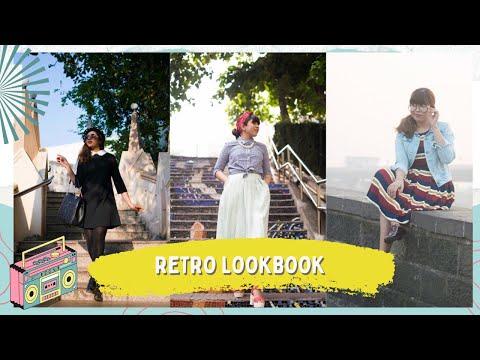 A Retro Lookbook | With Love Inaaya