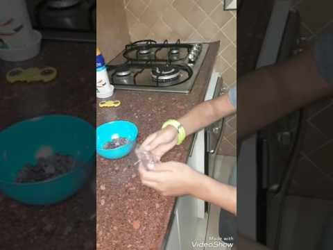איך להכין ספינר משוקולד