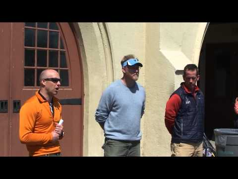 2015, The 105th Childs Cup Presentation Princeton Penn Columbia EARC HM V8+ Crew Rowing
