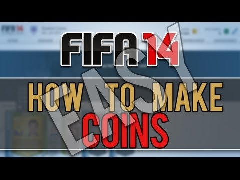 FIFA 14 Ultimate Team   How To Trade Coins [Quick & Easy]