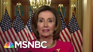 Pelosi Unveils New Act As Coronavirus Stimulus Bill Fails For A Second Time | MSNBC
