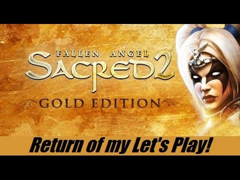 Sacred 2 Gold (Dryad from way back) whatever vid.