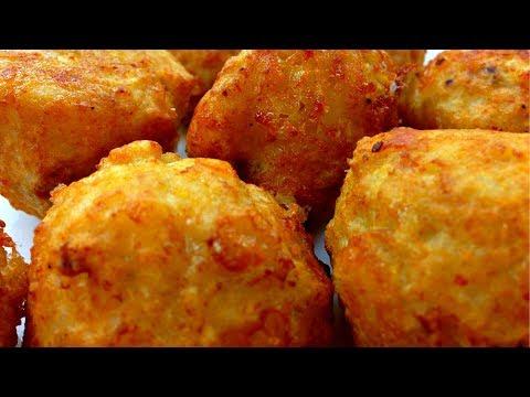 Chicken Balls - Cheese Balls - Rice Balls - Chicken and cheese balls recipe - Iftar - Ramzan special
