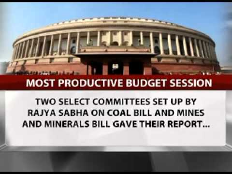 Budget session of Parliament concludes; 28 bills passed