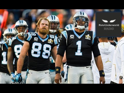 Panthers weapons Greg Olsen and Christian McCaffrey are top-value players in fantasy football