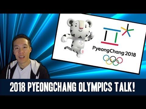 Nukem384 News: 2018 PyeongChang Olympics Talk!