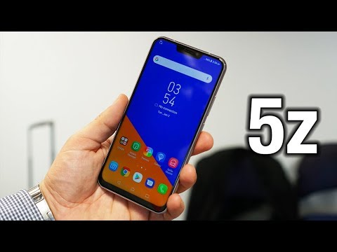 ASUS ZenFone 5z first look: Let's AI everything