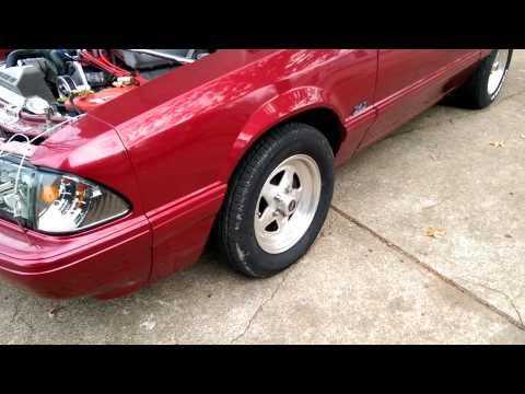 1993 ford mustang 347 stroker 500+ hp