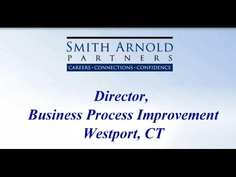 Director, Business Process Improvement (CLOSED)   Smith Arnold Partners