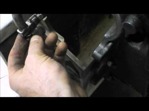 Boat steering cable Part 1 of 2 Replacing a siezed cable and hub inspection