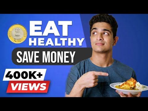 HONEST Cost Of Healthy Dieting in India| How much do I spend on my diet? | BeerBiceps Budget Dieting