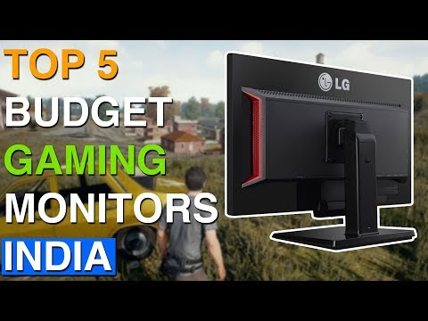 TOP 5 BUDGET GAMING MONITORS IN INDIA