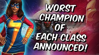 Best Champions Ranked August 2018 - Seatin's Tier List