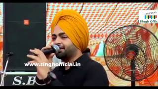 Jordan Sandhu | Live Video Performance Full HD Video 2017 (Punjabi Mela Akhada)