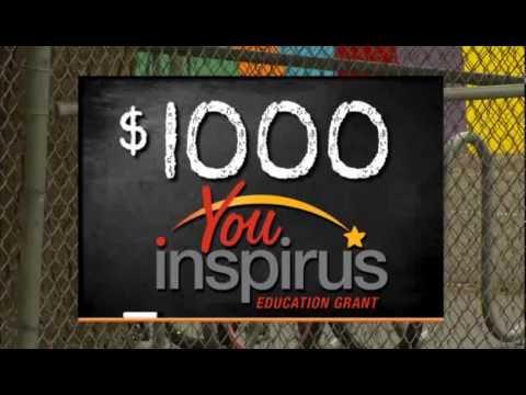 Inspirus Credit Union - Grant Nomination