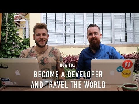 HOW TO BECOME A DEVELOPER AND GO REMOTE (Q&A WITH DYLAN WOLFF)
