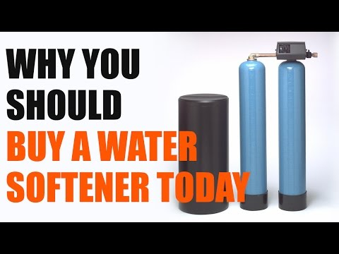 8 Reasons Why You Should Buy A Water Softener Today