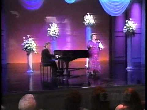 Vestal Goodman singing Hymns on Statlers Show..