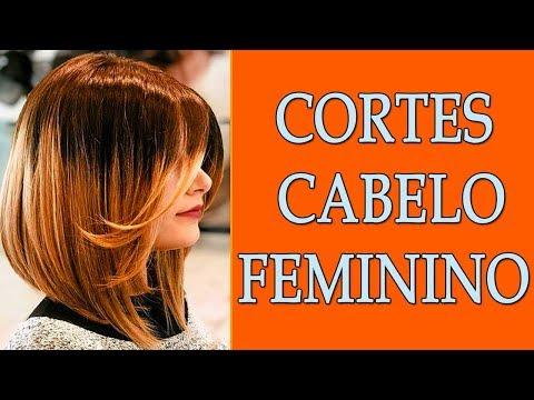 Cortes de Cabelo Feminino - Corte de Cabelo Feminino Bob | Corte Feminino Chanel