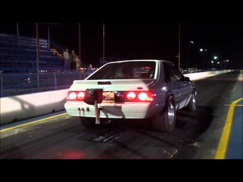 Foxbody gets some hangtime!