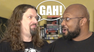 """Sterling Treadwell  asks: """"What do you do when you get really pissed or argue with your guests or close friends when trying to make a video?""""  FOLLOW US Twitter:  http://twitter.com/MetalJesusRocks Facebook: http://facebook.com/MetalJesusRocks Site:     http://www.MetalJesusRocks.com Reggie: http://www.youtube.com/icon770  Buy Metal Jesus T-shirts: http://shrsl.com/?~9quw Consider Supporting my Videos on Patreon: http://www.Patreon.com/MetalJesusRocks"""