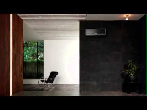 Mitsubishi Electric Premium Design Air Conditioning Unit Kirigamine ZEN