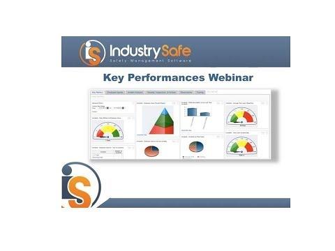 Key Safety Performance Indicators -IndustrySafe Safety Software Webinar