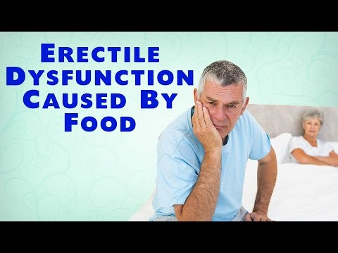 Bad Food = Erectile Dysfunction (Oh No!) Jane Esselstyn RD