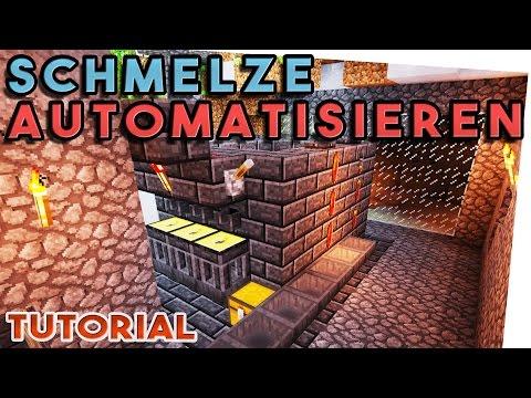 Tinkers Construct Schmelze und unbegrenzte Erz - Produktion automatisieren! German