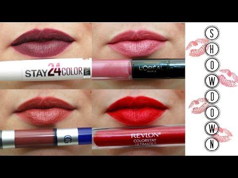 All Day Drugstore Liquid Lipsticks Put To The Test