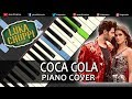 Coca Cola Song Luka Chuppi Piano Cover Chords Instrumental By Ganesh Kini mp3