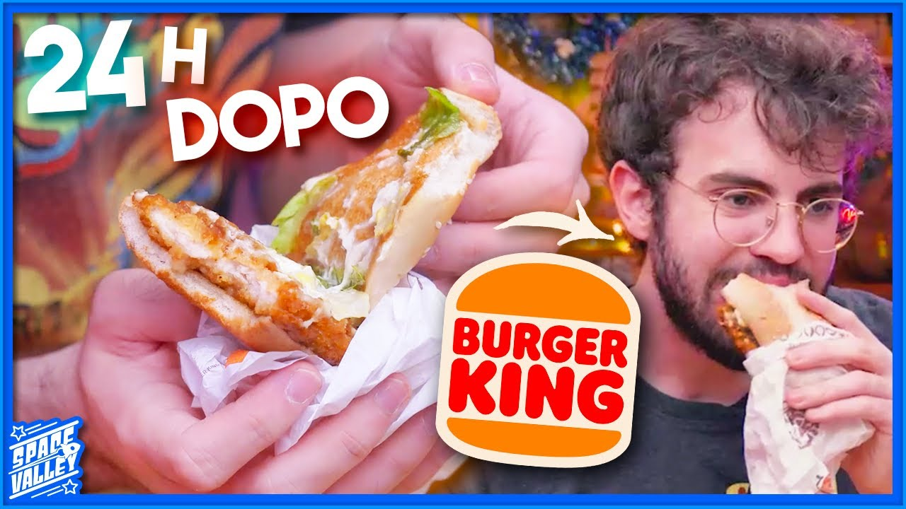 È più buono il GIORNO DOPO? - Burger King