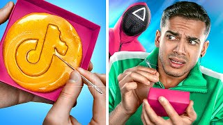 Testing Best Viral TikTok Trends / How to Become a TikTok Star for 24 Hours