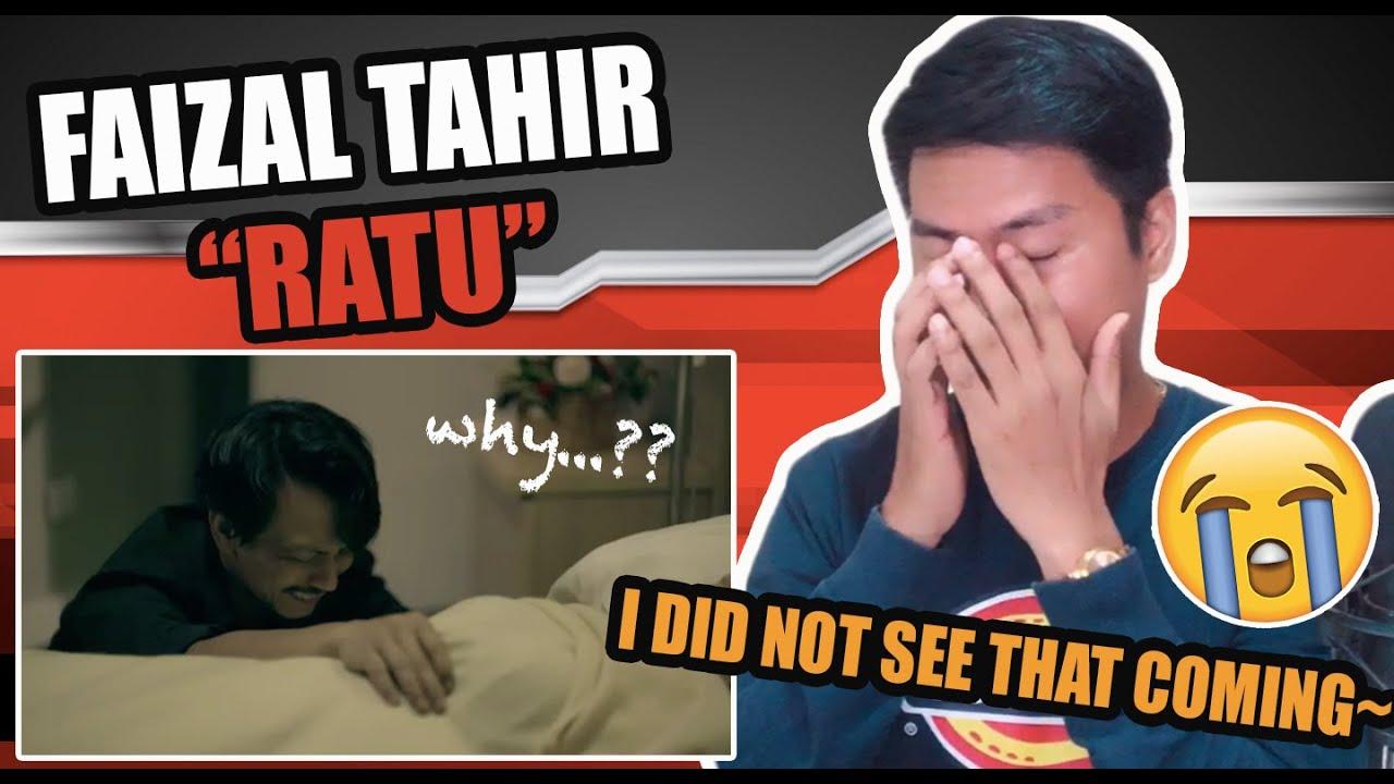 Download RATU - Faizal Tahir (Official Music Video) | SINGER REACTS MP3 Gratis