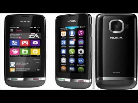 Nokia Asha 311 Review and Specification.