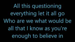 What If - Adam Friedman (lyrics)