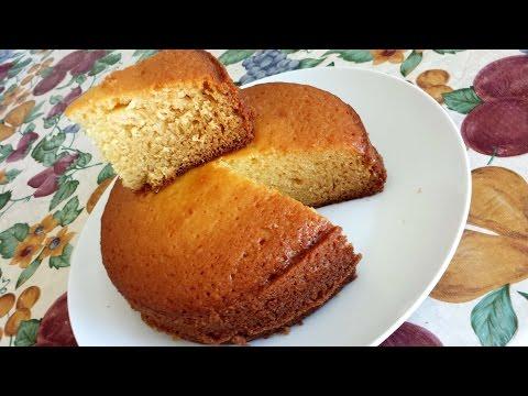 Basic Vanilla Sponge Cake| Pressure Cooker/Oven Method