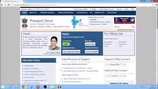 Passport Apply Onlineminorsadults Appointment Check Documents Required