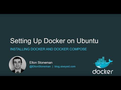 Setting Up Docker on Ubuntu