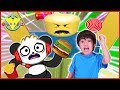 Roblox Eat Or Die I Want Candy Lets Play With Ryan Toysreview Vs Combo Panda