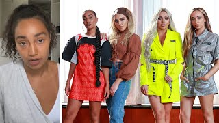 Little Mix's Leigh-Anne Breaks Down While Talking Her Life as the Group's Black Member