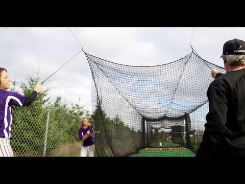 Mastodon Batting Cage Frame