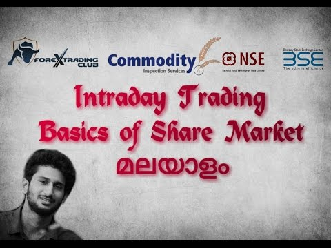 Intraday trading basics of share market in Malayalam part2