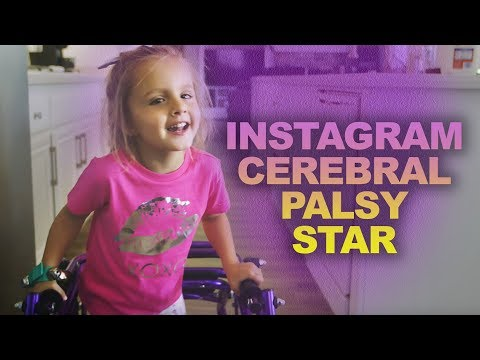 Instagram Cerebral Palsy Child Star | Living Differently